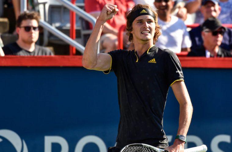 Betfair Tennis Odds: Federer Withdrawal Sees Alexander Zverev Second-Favourite for Cincinnati Masters Crown