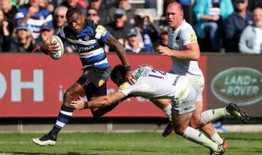 BetVictor Rugby Odds: Bath Beat Saracens to Close Gap on Aviva Premiership Leaders