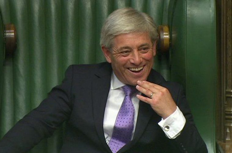 Paddy Power Politics Odds: Lindsay Hoyle Tipped to Beat Jacob Rees-Mogg to House Speaker