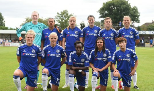 Coral Football Odds: Chelsea Early Women's Super League Title Favourites After Bristol Demolition