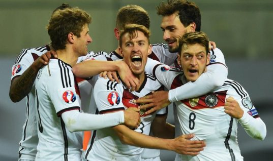 Sky Bet Football Odds: Germany Replace Brazil Atop FIFA Rankings, France Still 2018 WC Favourites