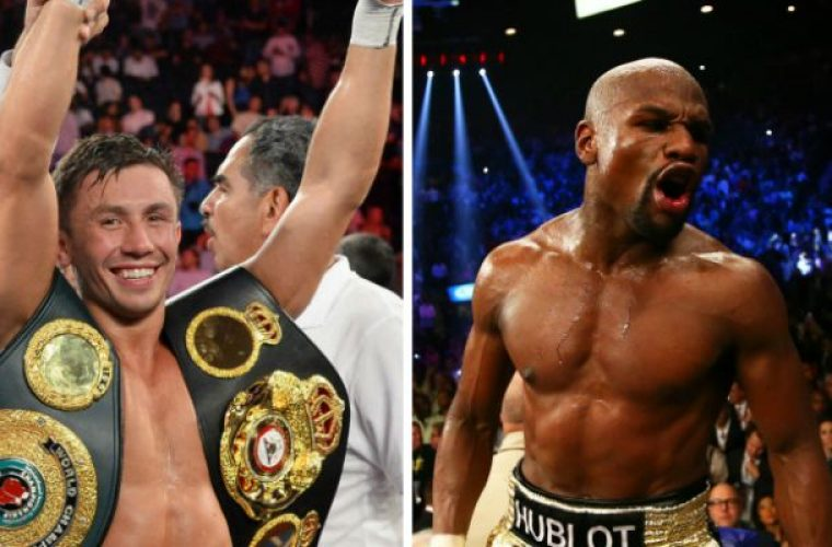 Floyd Mayweather Jr. Warned Not to Step Into Ring With Evergreen Gennady Glolovkin