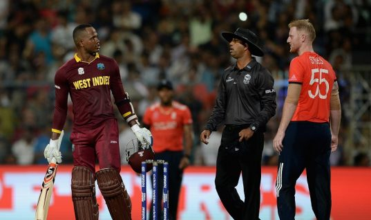 Ladbrokes Cricket Odds: West Indies' Marlon Samuels Warns Ben Stokes to Stay Away Ahead of T20 Clash