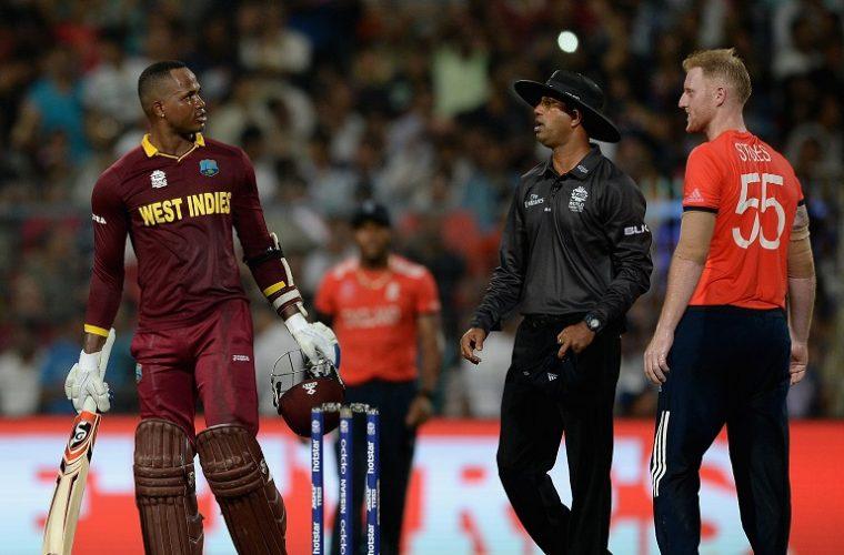 Ladbrokes Cricket Odds: West Indies' Marlon Samuels Warns Ben Stokes to Stay Away Ahead of T20 Clash