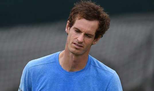 Andy Murray Announces He's 'Most Likely' to Miss Remainder of 2017 Season