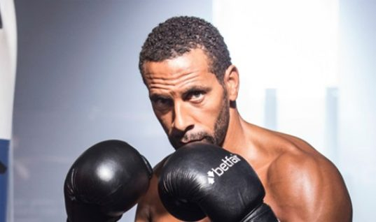 Betfair Announce Ex-England Captain Rio Ferdinand to Embark on Professional Boxing Quest at 38