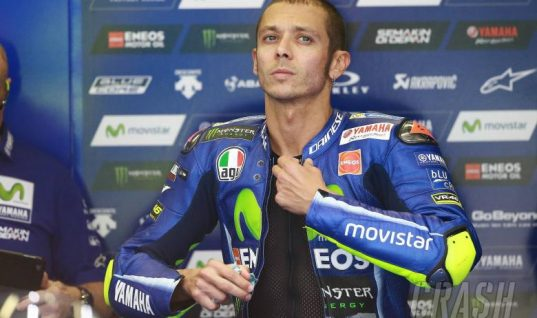 Betway MotoGP Odds: Valentino Rossi Absent Despite Plans to 'Try Race' at Aragon Grand Prix
