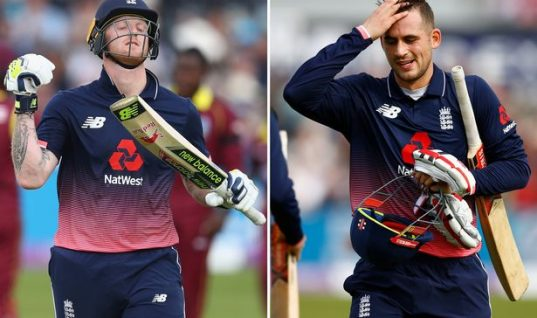Bet365 Cricket Odds: Updated Ashes Odds After Ben Stokes and Alex Hales Dropped By England