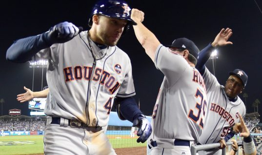 Sky Bet Baseball Odds: Houston Astros On Verge of Maiden World Series Against LA Dodgers