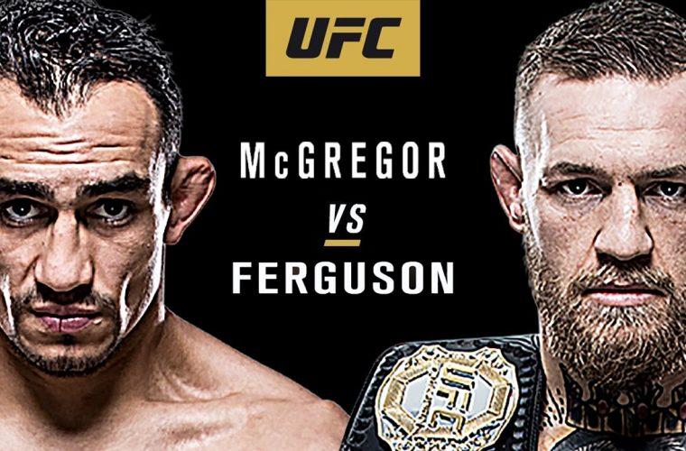 Sky Bet UFC Odds: Conor McGregor Favourite to Beat Tony Ferguson After Posting Cryptic Tweet