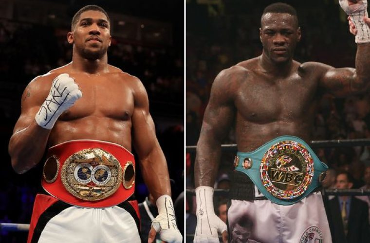 Sky Bet Boxing Odds: Anthony Joshua Big Favourite to Beat Deontay Wilder in Search for More Titles