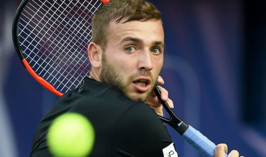 British Tennis Star Dan Evans Banned For One Year After Testing Positive for Cocaine