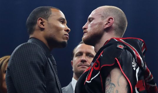 "Ladbrokes Boxing Odds: George Groves Says Chris Eubank Jr ""Doesn't Stand a Chance"" Against Him"