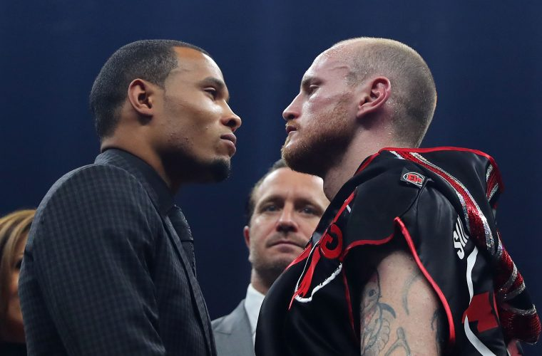 """Ladbrokes Boxing Odds: George Groves Says Chris Eubank Jr """"Doesn't Stand a Chance"""" Against Him"""