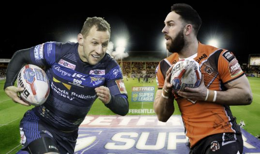 Betfair Rugby League Odds: Updated Grand Final Odds as Stevie Ward Ruled Out for Leeds