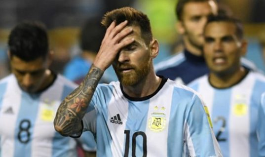 Sky Bet World Cup Odds: Argentina Struggle to Qualify as Germany and England Advance to Russia