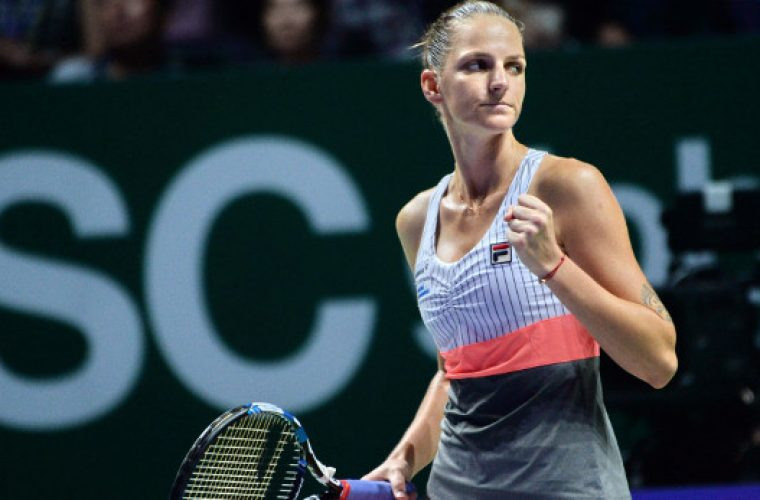 Betfair Tennis Odds: Karolina Pliskova Boosted After Breezing Past Venus Williams at WTA Finals