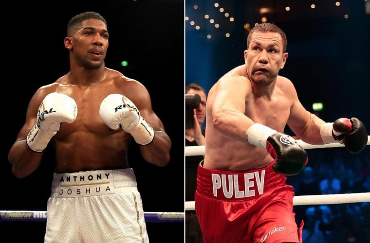Ladbrokes Boxing Odds: Kubrat Pulev Says Anthony Joshua Has a Lot to Learn Ahead of Bout
