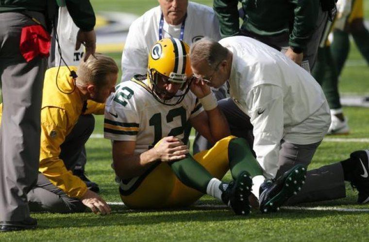 Betfair NFL Odds: Green Bay Packers' Super Bowl Chances Plummet As Aaron Rodgers Breaks Collarbone