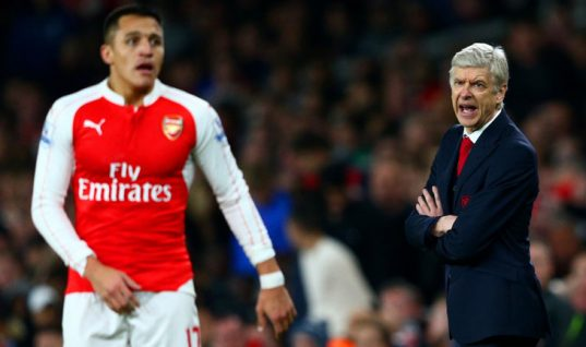 Sky Bet Transfer Odds: Arsene Wenger Says It's 'Possible' Alexis Sanchez Leaves Arsenal in January