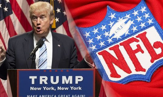 Odds Slashed On NFL Player to Be Fired Due to Anthem Protests as Donald Trump Slams League